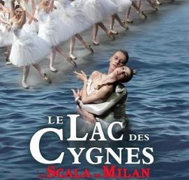 La Scala de Milan - Le Lac des Cygnes