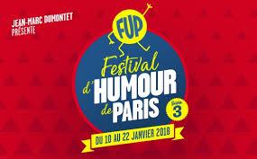 Festival d'humour de Paris